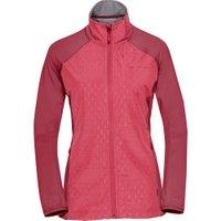 VAUDE Women's Skarvan Fleece Jacket strawberry