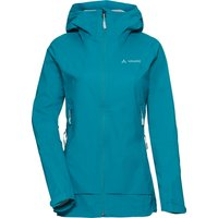 VAUDE Women's Simony 2,5L Jacket II alpine lake
