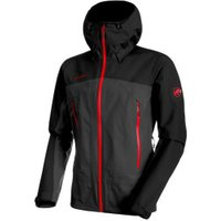 Mammut Convey HS Jacke graphite-black