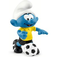 Schleich Football Smurf with ball (20806)