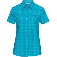 VAUDE Women's Seiland Shirt cyan