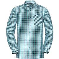 VAUDE Men's Albsteig LS Shirt smurf blue