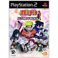 Naruto - Ultimate Ninja (PS2)