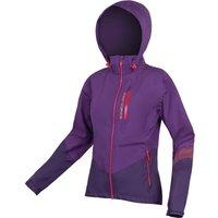 Endura Wms SingleTrack Jacket II purple