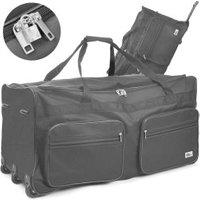 Deuba Wheeled Travel Bag XXL black (1018)