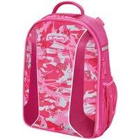 Herlitz be.bag Airgo Camouflage Girl Pink