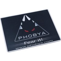 Phobya Mousepad black (86119)