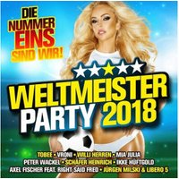 Weltmeister Party 2018 (CD)