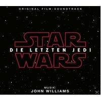 John Williams - Star Wars: Die letzten Jedi (Deluxe Edtition) (CD)