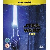Star Wars: The Force Awakens 3D (2D + Bonus Disc) [Blu-ray]