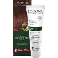 Logona Plant Hair Color Cream 220 burgundy (150 ml)