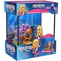 Marina Mermaid Fish Tank 17L