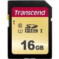 Transcend 500S SDHC 16GB