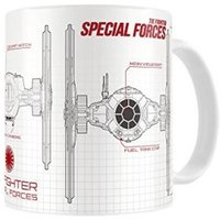 SD Toys Star Wars Episode VII Cup Special Forces Blueprint