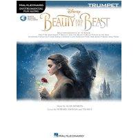 Hal Leonard Beauty and the Beast Play-Along (Trumpet)