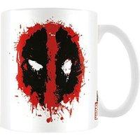Marvel Deadpool Splat Mug
