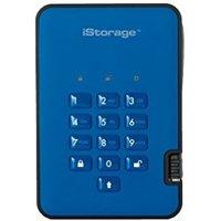 iStorage diskAshur2 500GB blue