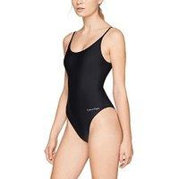 Calvin Klein Core Neo Swimsuit black (KW0KW00277-001)