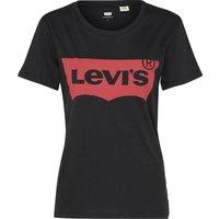 Levi's The Perfect Graphic Tee black housemark (17369-0201)