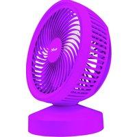 Trust Ventu USB Cooling Fan - purple
