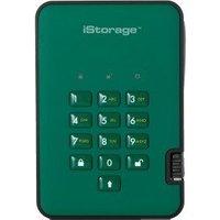 iStorage diskAshur 2-SSD 2TB green
