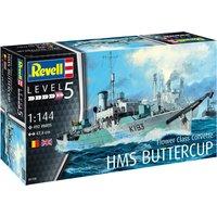 Revell Flower Class Corvette HMS BUTTERCUP (05158)