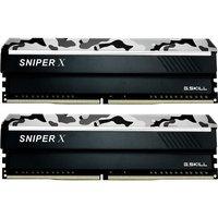 G.SKill Sniper X 32GB Kit DDR4-3600 CL19 (F4-3600C19D-32GSXWB)