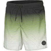 O'Neill Stacked Swim Short black aop green (8A3250-9960)