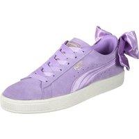 Puma Suede Bow W purple rose/purple rose