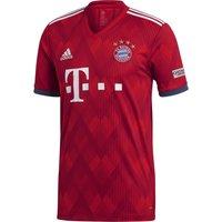 adidas Mens H JSY T-Shirt, FCB True Strong Red F11White, Medium