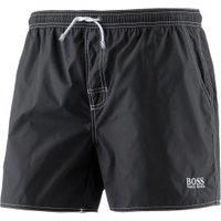 Hugo Boss Lobster Swim Shorts black (50368749-007)