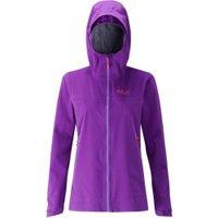 Rab Kinetic Plus Jacket Women nightshade