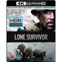 Lone Survivor (4K UHD + Digital Download) [Blu-ray] [2013]