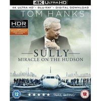 Sully: Miracle On The Hudson (4K UHD + Digital Download) [Blu-ray]