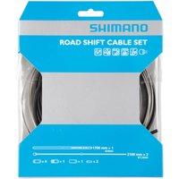 Shimano MTB Shift Cable Set PTFE (1700) black