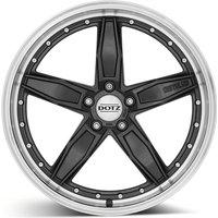 Dotz SP5 (8,5x19) dark gunmetal polished