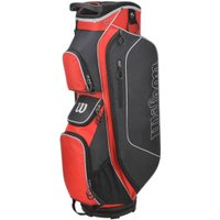 Wilson Pro Staff Classic II Cartbag red/black