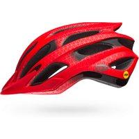 Bell Drifter helmet matte/gloss red/black
