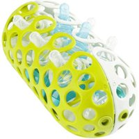 Boon Clutch Dishwasher Basket white green