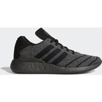 Adidas Busenitz PureBOOST Primeknit chalk solid grey/core black/trace grey metalic