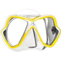 Mares X-Vision yellow white/clear