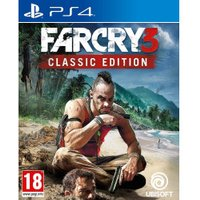 Far Cry 3: Classic Edition (PS4)
