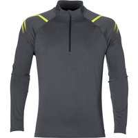 Asics Icon long sleeve Men dark grey heather