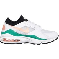 Nike Air Max 93 white/crimson bliss/kinetic green/black