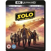 Solo: A Star Wars Story (4K UHD) [Blu-ray] [2018]