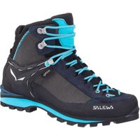 Salewa Crow GTX Women blue premium navy/ethernal blue