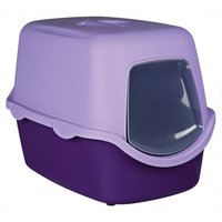 Trixie Vico Litter Tray, with Hood (violett)