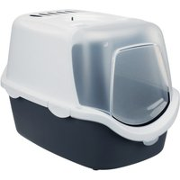 Trixie Vico Open Top Litter Tray, with Hood