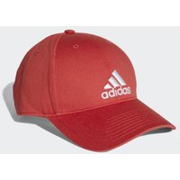 Adidas Classic Six-Panel Cap trace scarlet/white