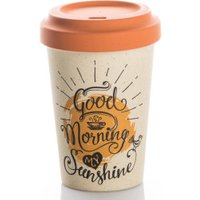 Chic.mic BambooCup Travel Mug 400 ml Good Morning Sunshine